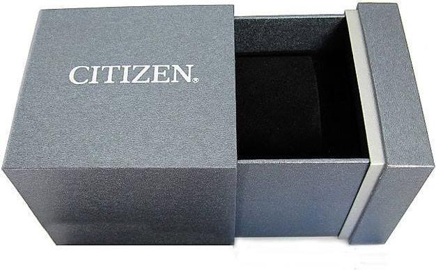 Đồng Hồ Citizen Nữ Dây Da Máy Eco-Drive EW3252-07A - Mặt Trắng (27mm)