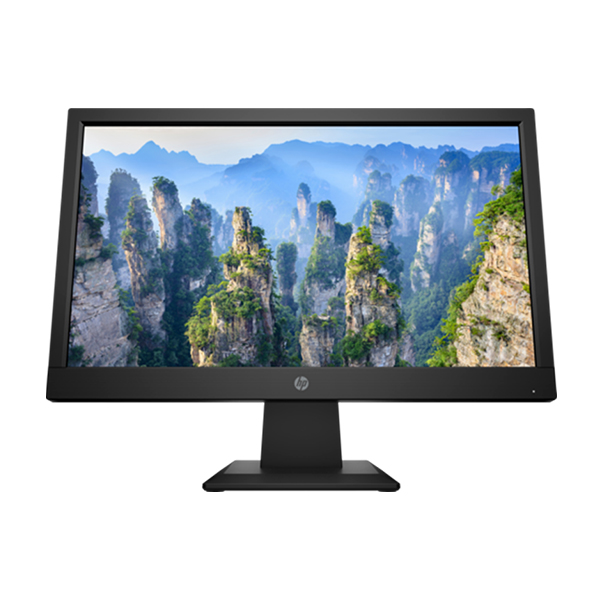 Màn hình vi tính (LCD) HP V19 18.5INCH/1366x768@60Hz/VGA/ĐEN 9TN41AA - Hàng chính hãng