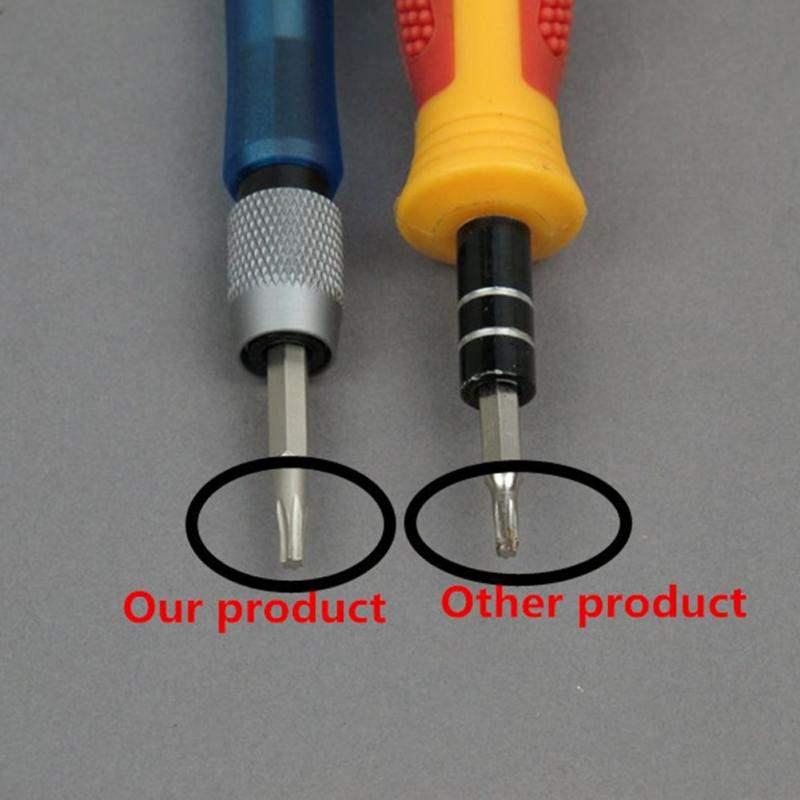 Bộ dụng cụ sửa chữa đa năng 12 chi tiết TOVIT ( tặng kèm miếng thép sửa chữa đa năng )