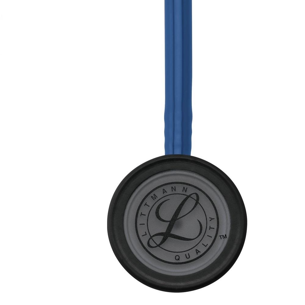 Ống nghe 3M Littmann Classic III, Màu xanh Navy, Chestpiece đen 27 inch, 5867