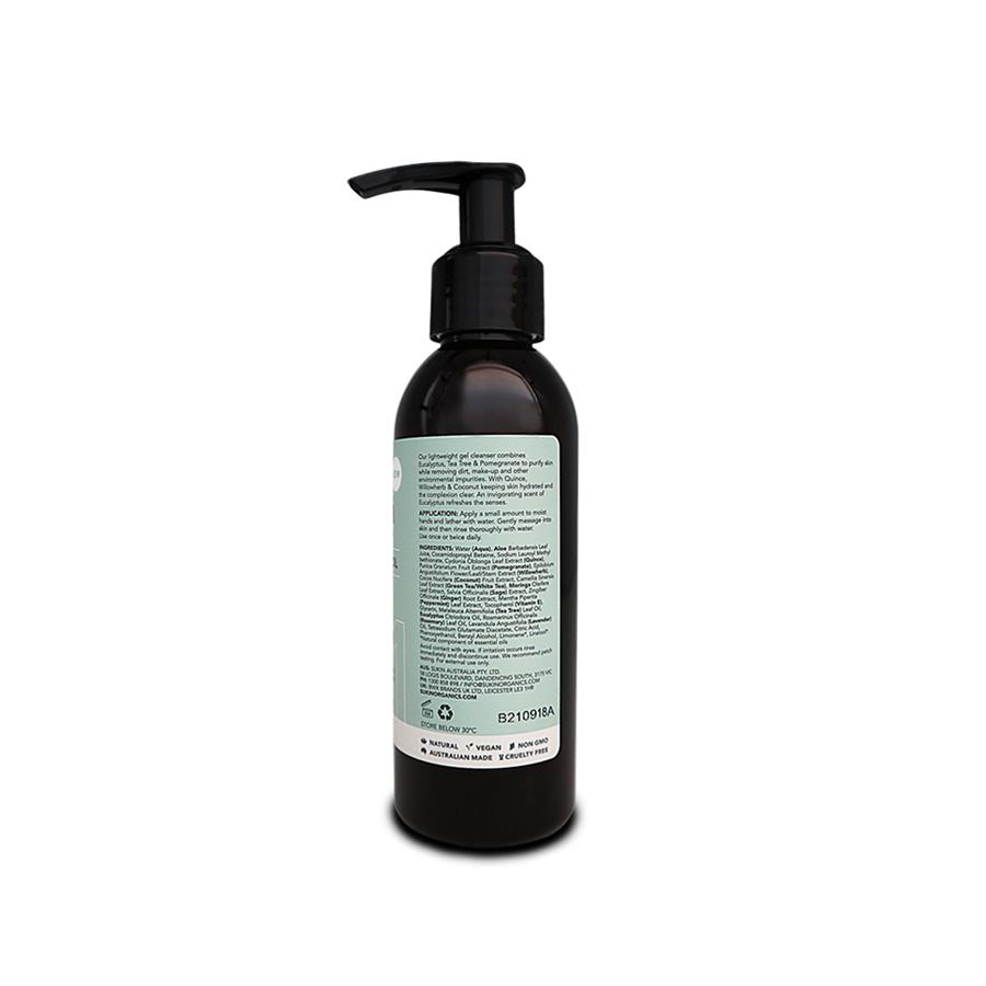 Gel Rửa Mặt Sạch Da Dành Cho Da Mụn Sukin Blemish Control Clearing Facial Wash 125ml