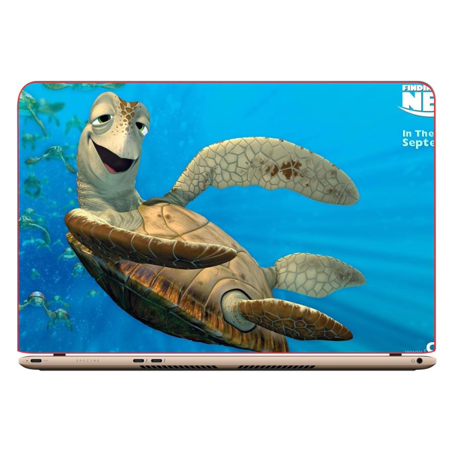 Miếng Dán Trang Trí Decal Laptop Trang Trí Animal Cartoon DCLTDV 108