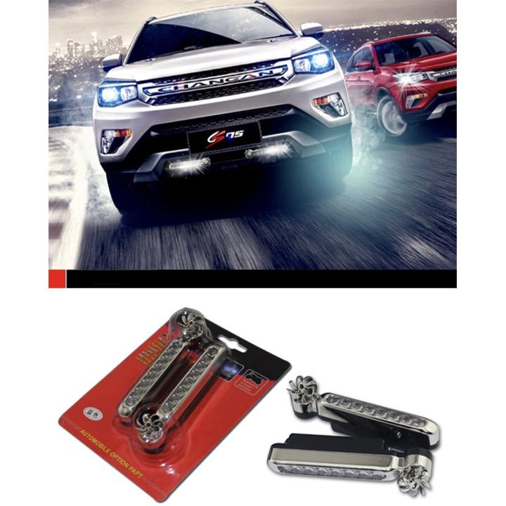 Bộ đèn led năng lượng gió gắn được tất cả các loại xe hơi và xe máy