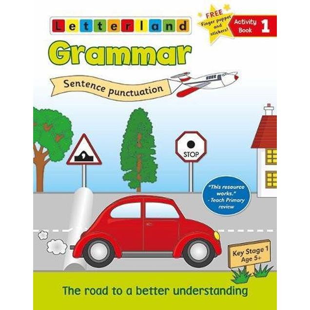 Grammar Activity Book 1 - Sentence Punctuation