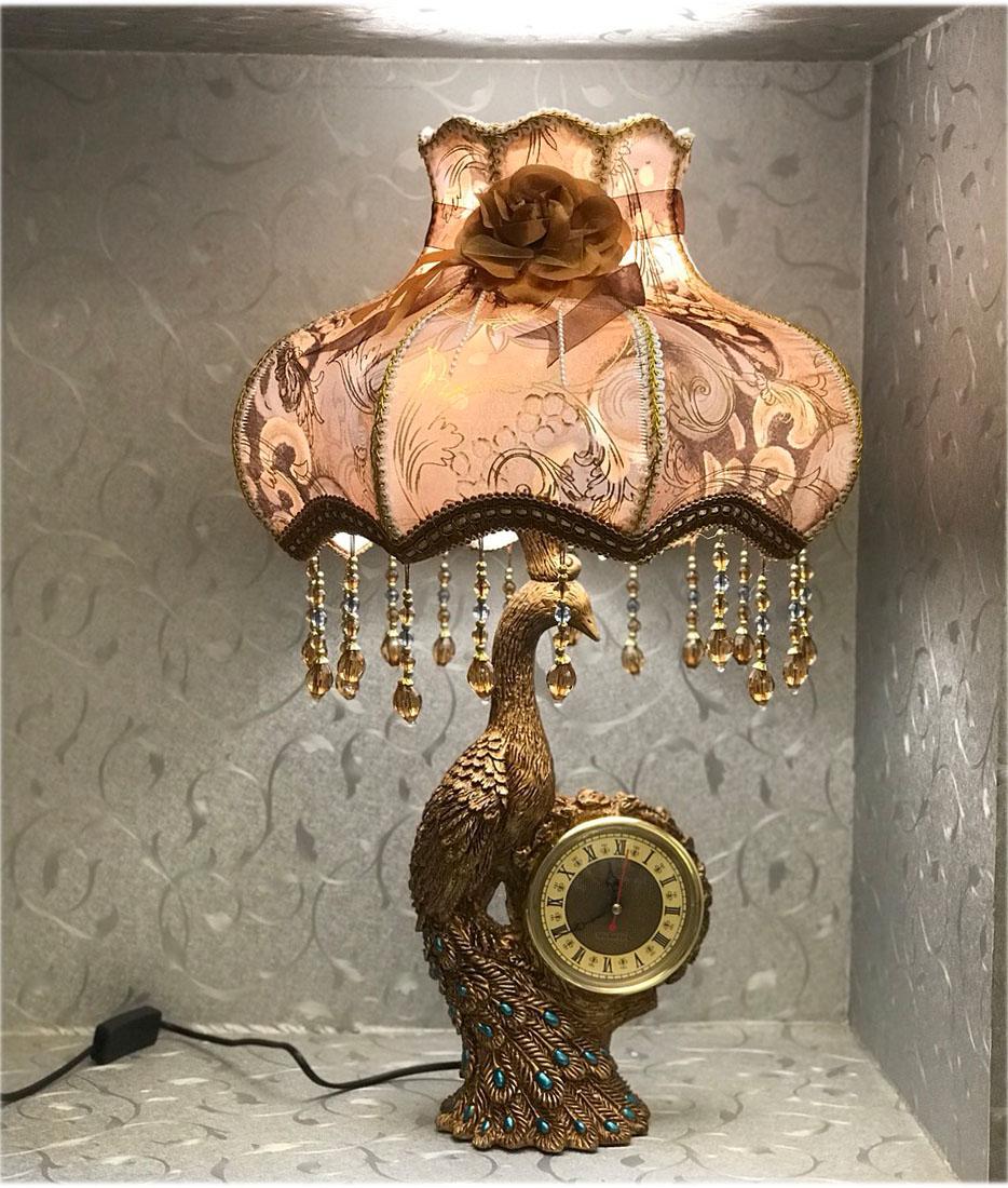 Đèn ngủ để bàn - đèn bàn trang trí tân cổ điển - đèn bàn phòng ngủ MB88091A