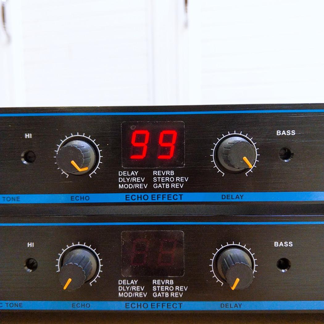 Thiết Bị Vang Cơ dbx DSP Karaoke Gia Đình - Hành Nhập Khẩu