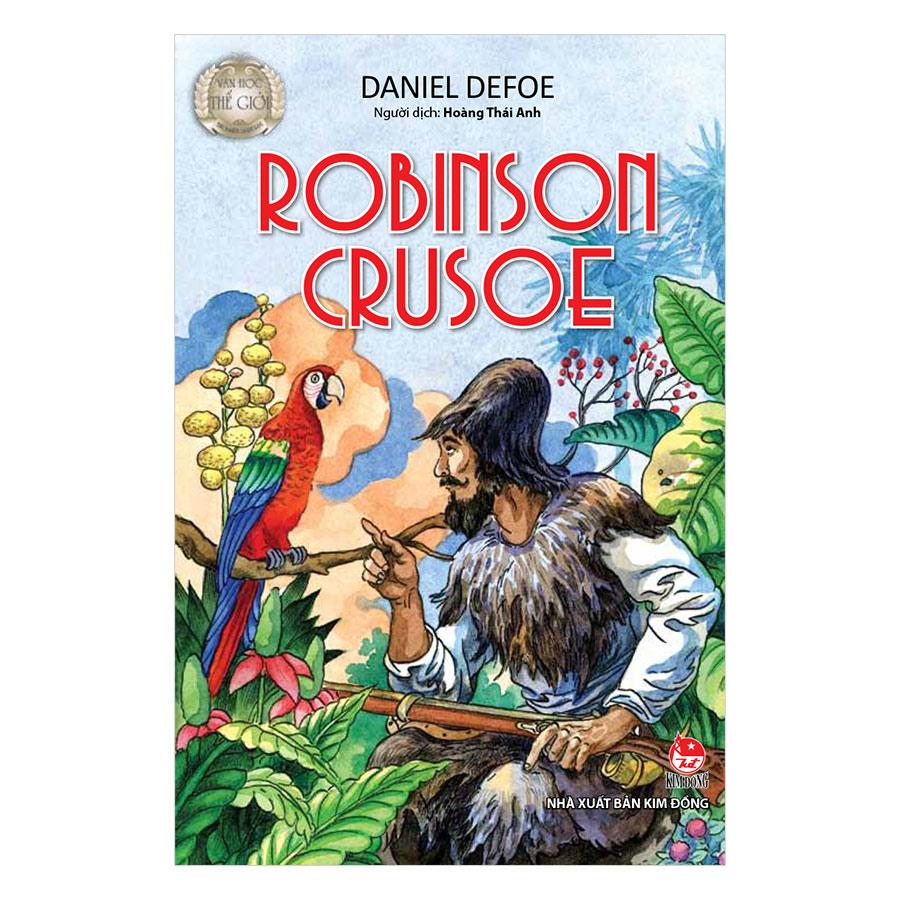 Robinson Crusoe (Tái Bản 2019)