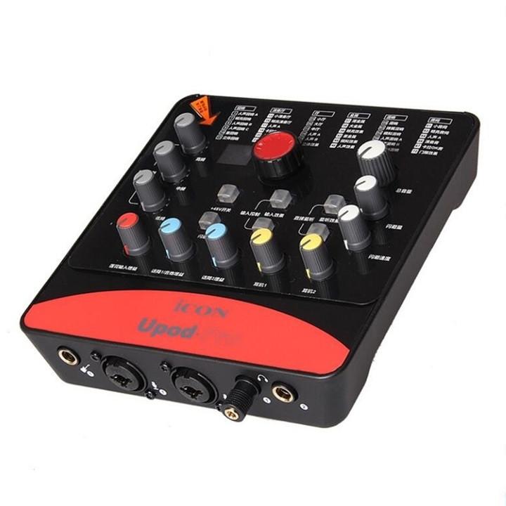 Sound Card Icon Upod Pro - Hàng chính hãng