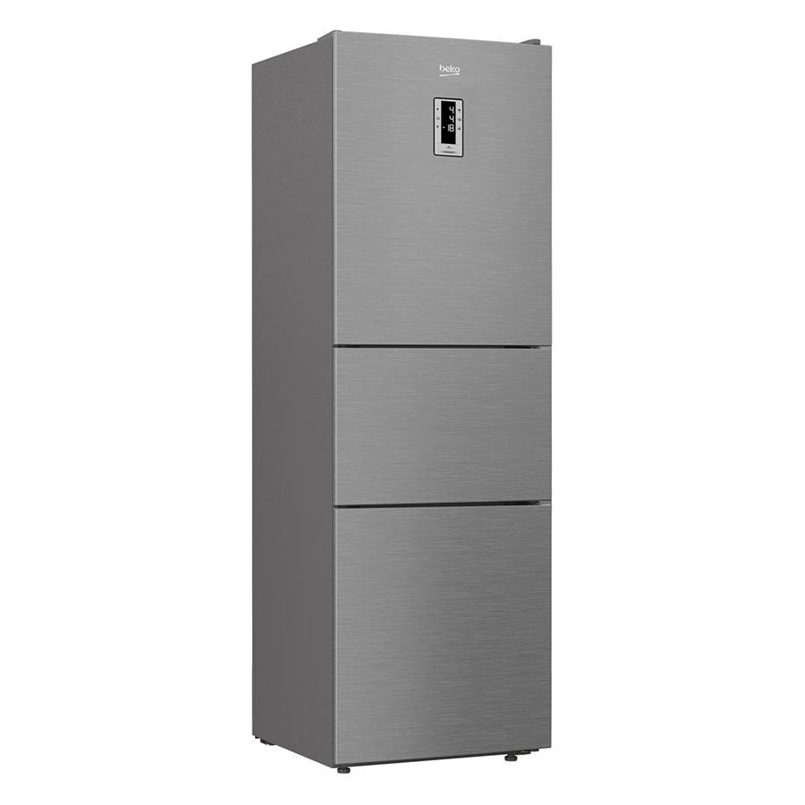 Tủ Lạnh Inverter Beko RTNT340E50VZX (334L) - Hàng chính hãng