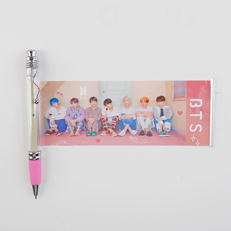 Bút kéo hình BTS