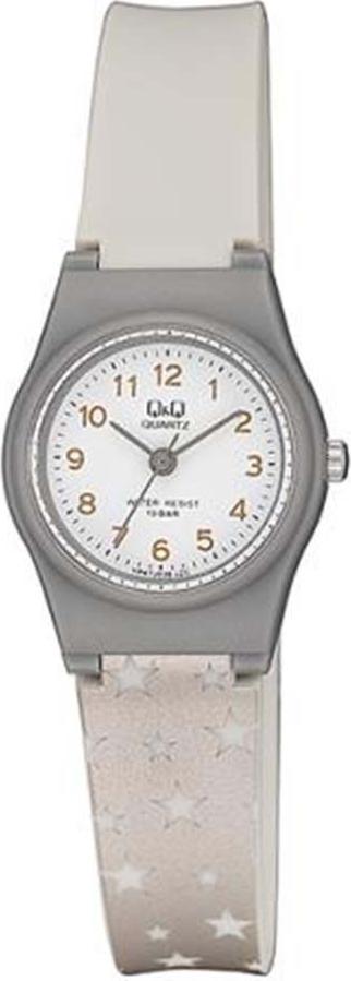 Đồng hồ nữ thời trang Q&Q  VP47J036Y dây nhựa thương hiệu Nhật Bản