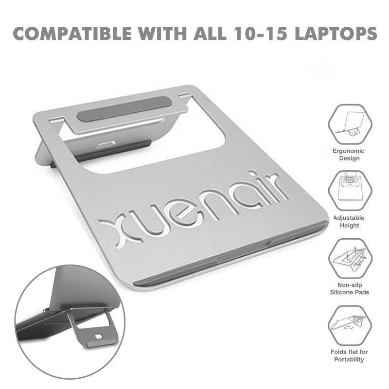 Đế nhôm Xuenair cao cấp cho Macbook-laptop