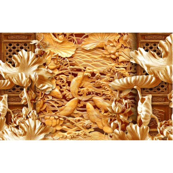 Tranh Treo Tường Phòng Thờ - PT016