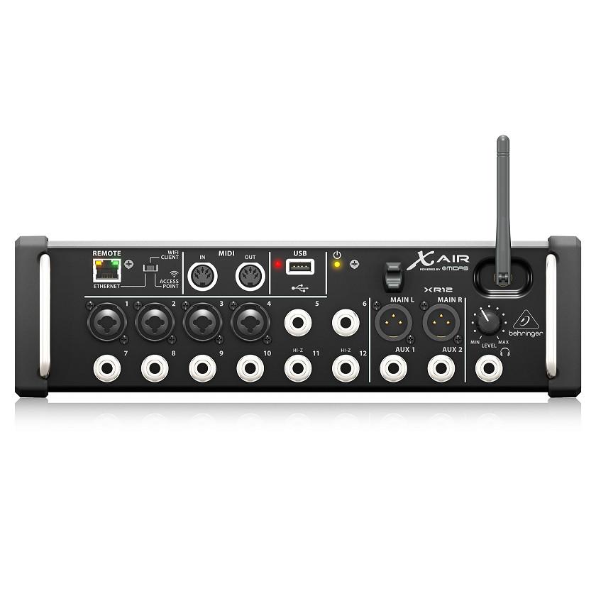 Behringer XR12 Digital Rackmount Mixer-Hàng Chính Hãng