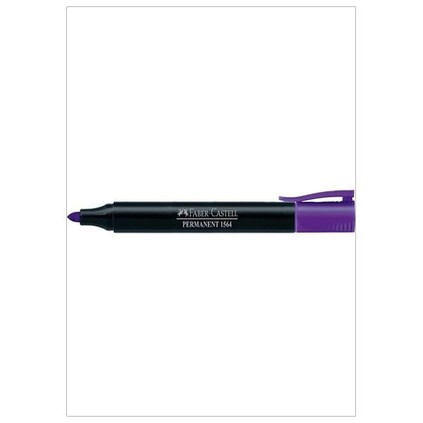 Bút đánh dấu vĩnh viễn violet (tím) Faber 156437