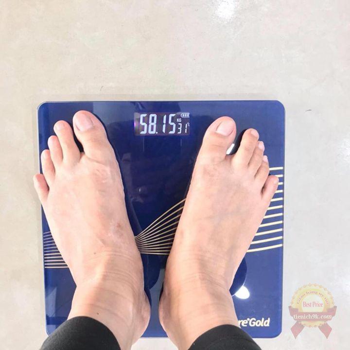 Cân điện tử Ensure – Cân trọng lượng cơ thể