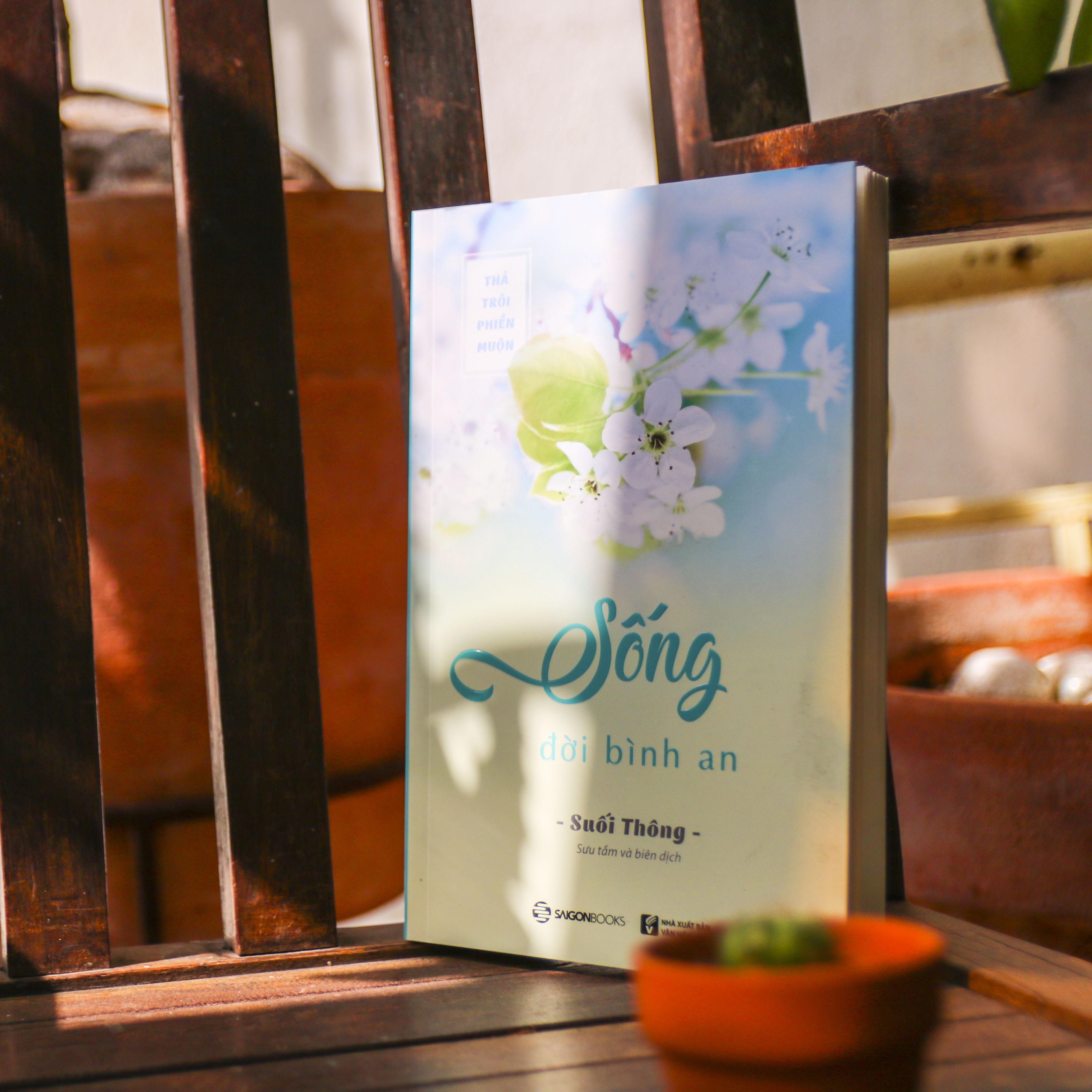 Combo 2 cuốn: Không Diệt Không Sinh Đừng Sợ Hãi, Sống Đời Bình An