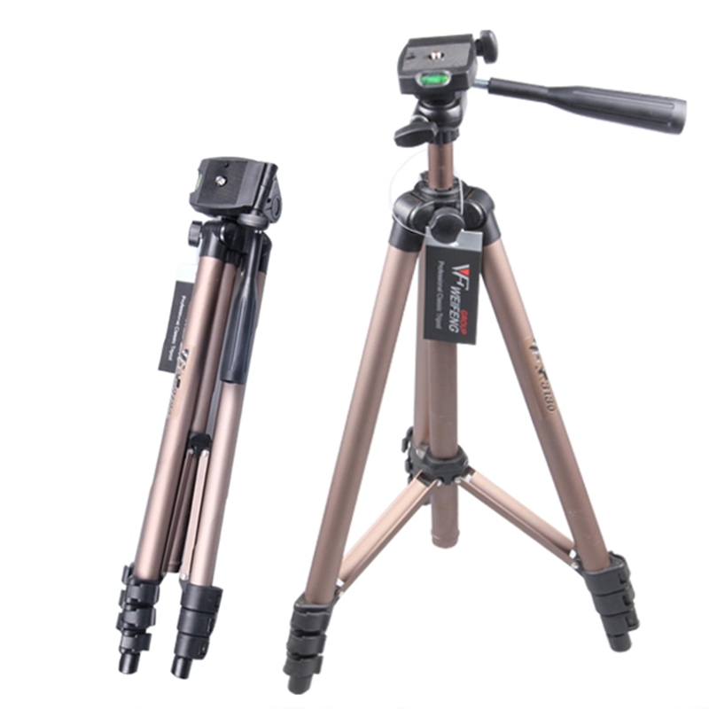 Chân máy ảnh Weifeng WT-3130 (tripod) - Hàng nhập khẩu