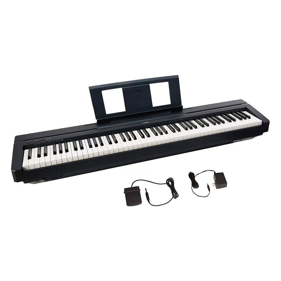 Đàn Piano Điện Yamaha P-45B //E + L-85 //Y  YEMI - Hàng Chính Hãng
