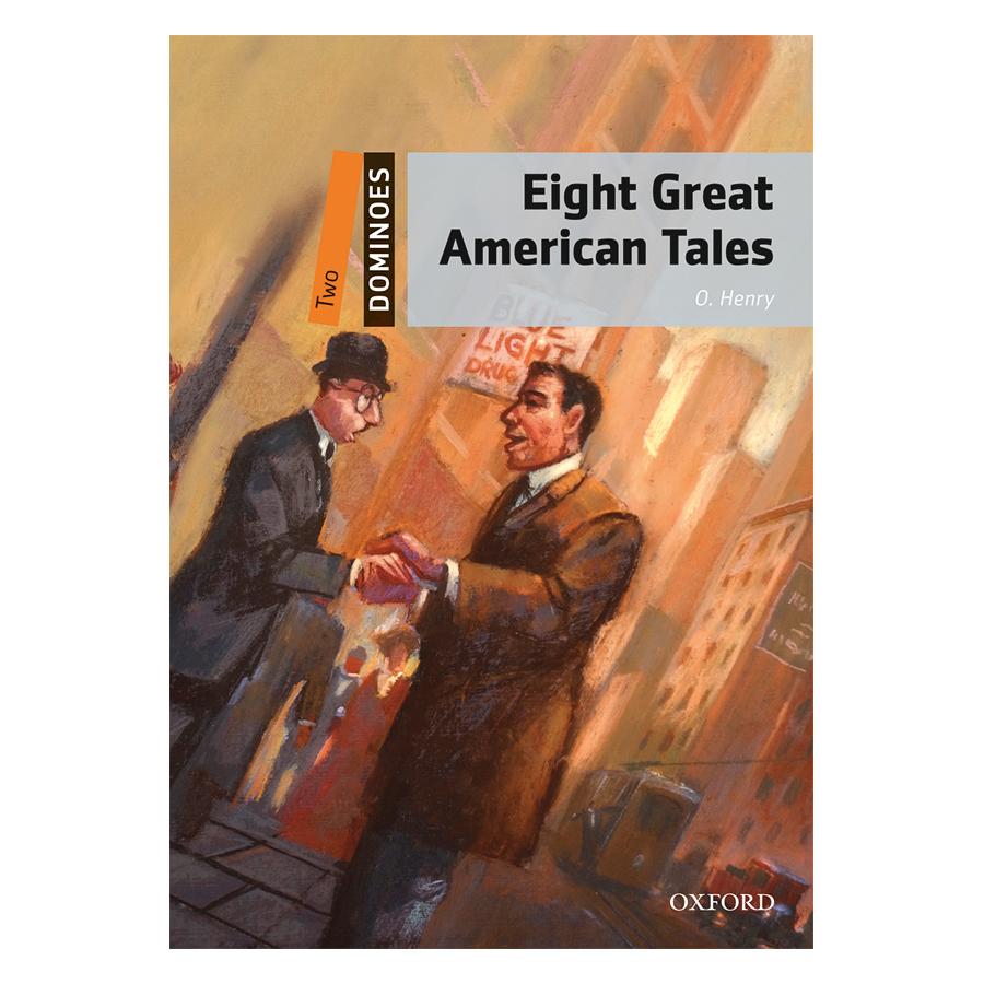 Dominoes 2: Eight Great American Tales (Multirom Pack)