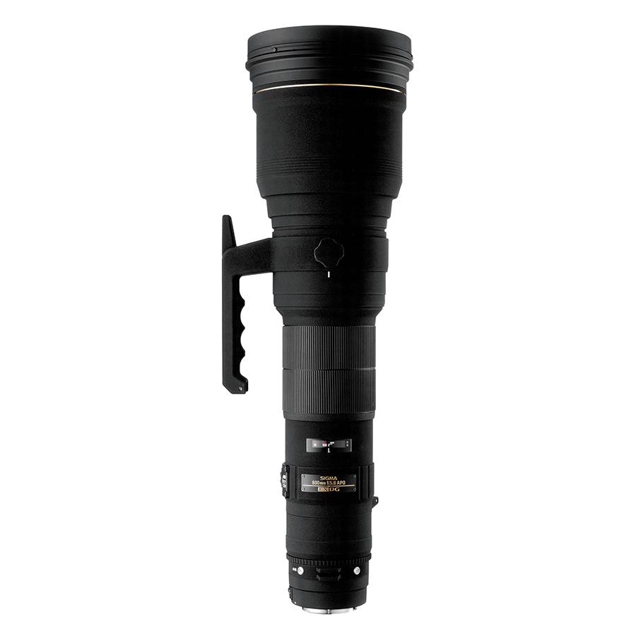 Ống Kính Sigma 800 F5.6 APO EX DG HSM For Nikon - Hàng Chính Hãng