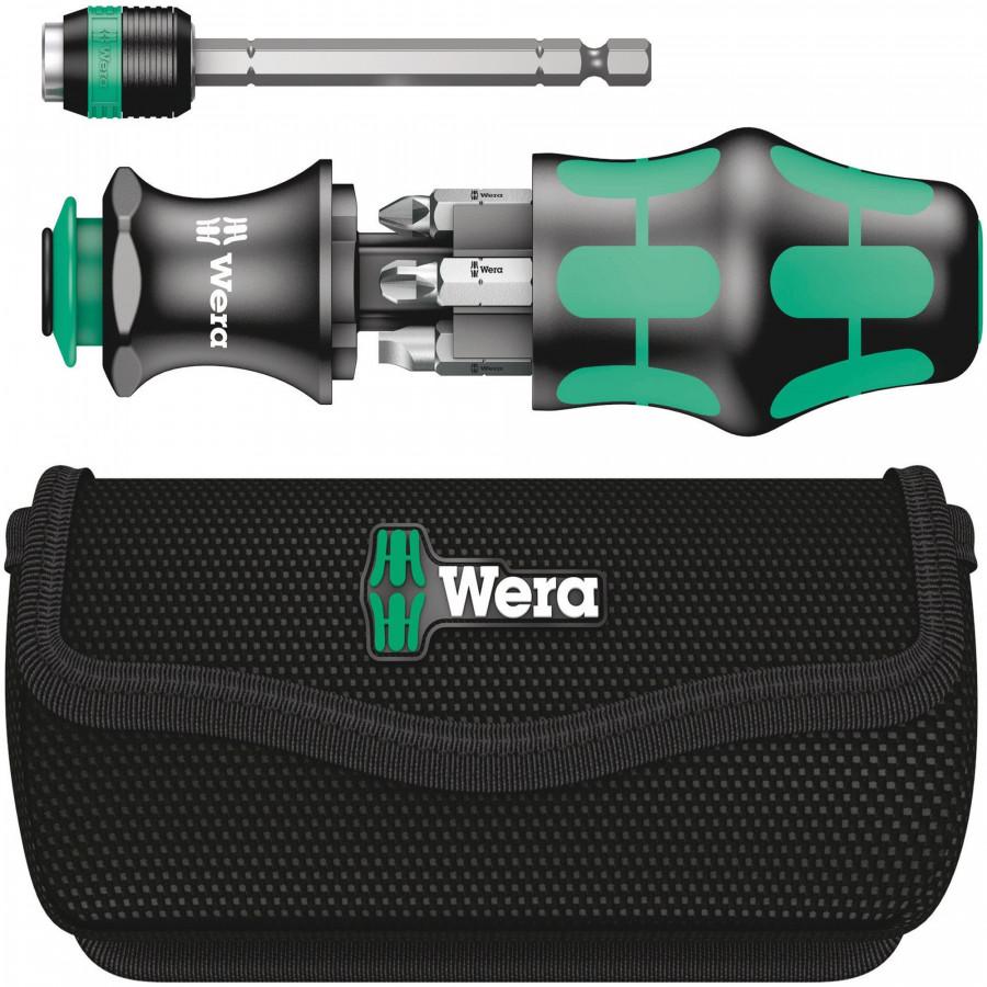 Dụng cụ vặn vít đa năng kraftform kompakt 25 –Wera 05051024001