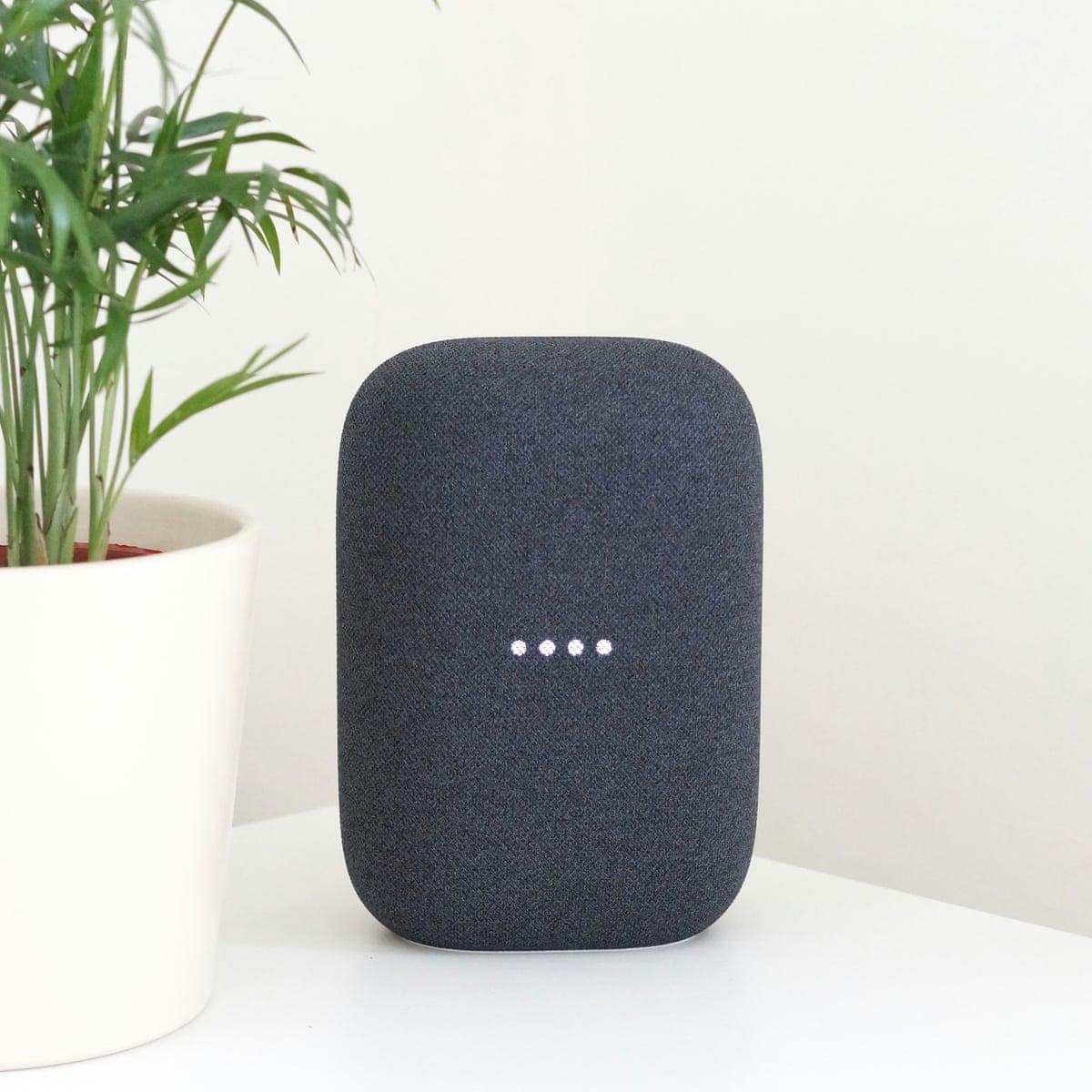 Loa thông minh Google Nest Audio tích hợp trợ lý ảo - Hàng Nhập Khẩu
