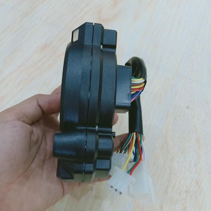 Đồng hồ điện tử Koso RX2N gắn cho các loại xe máy - A439