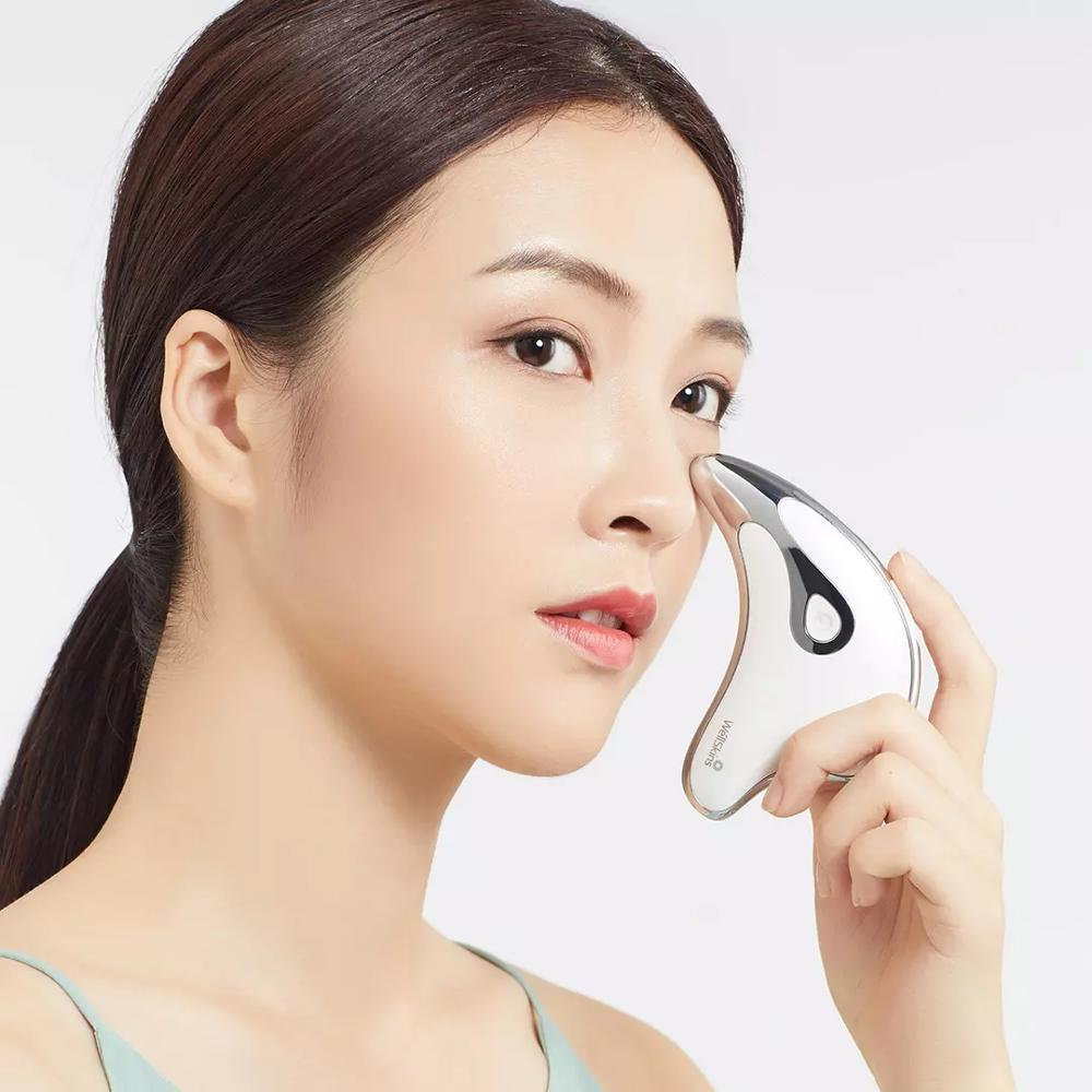 Máy massage chăm sóc da 4 in 1 Xiaomi Wellskins BJ808