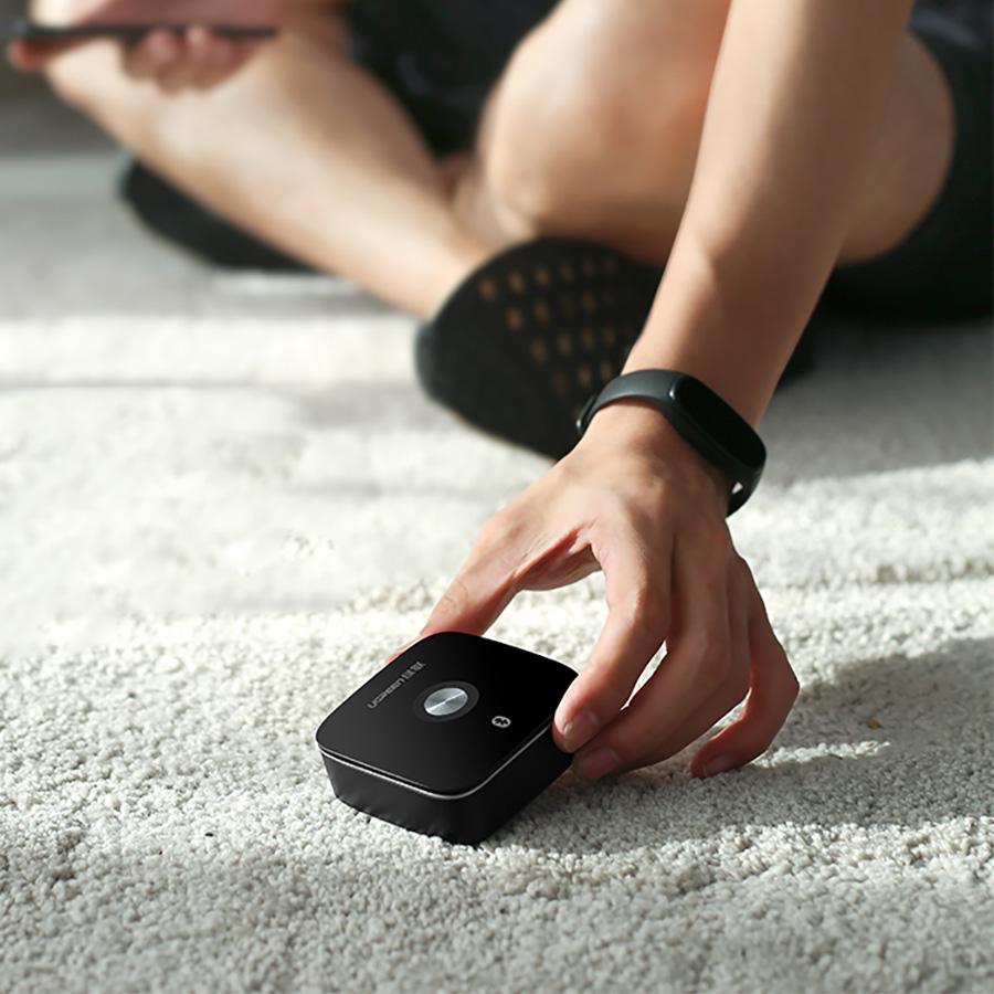 Bộ Thu Bluetooth 5.0 Cho Loa. Amly Hỗ Trợ Cổng 3.5mm + Rca Ugreen 40759 - Hàng Chính Hãng