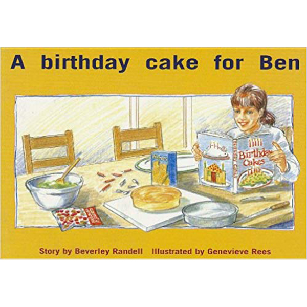 PM Storybooks: Birthday Cake for Ben (Pm Story Books) - 9781869558079,62_17940,126000,tiki.vn,PM-Storybooks-Birthday-Cake-for-Ben-Pm-Story-Books-62_17940,PM Storybooks: Birthday Cake for Ben (Pm Story Books)