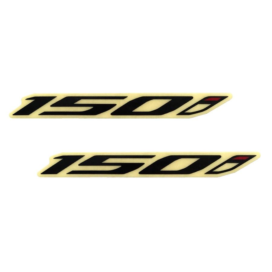 Tem chữ 150 150i dành cho xe Honda Sh