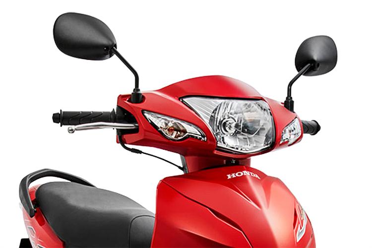 Xe Máy Honda Alpha 110cc 2018 (Đỏ)