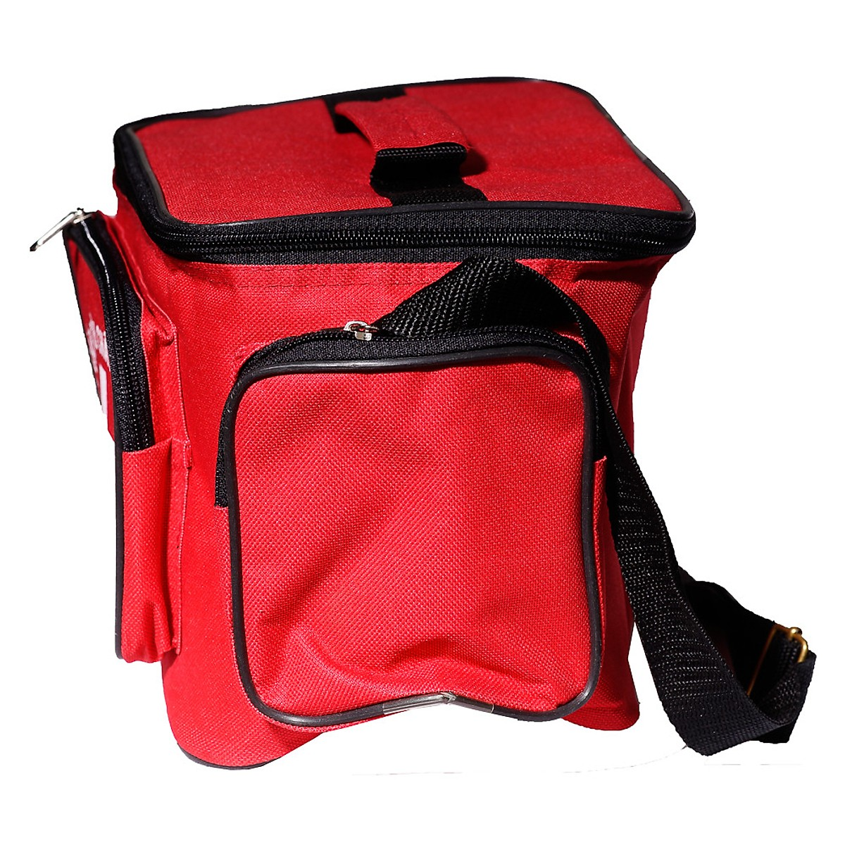 Túi y tế đỏ size M