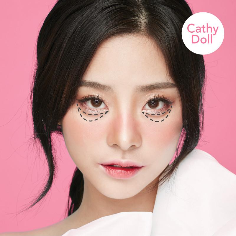 Bút trang điểm bọng mắt 2 trong 1 Cathy Doll Dolly Eye Stick 0.7+0.7g