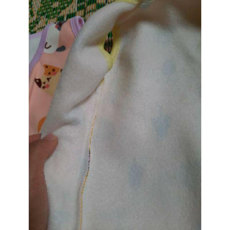 Áo gilê lông cho bé