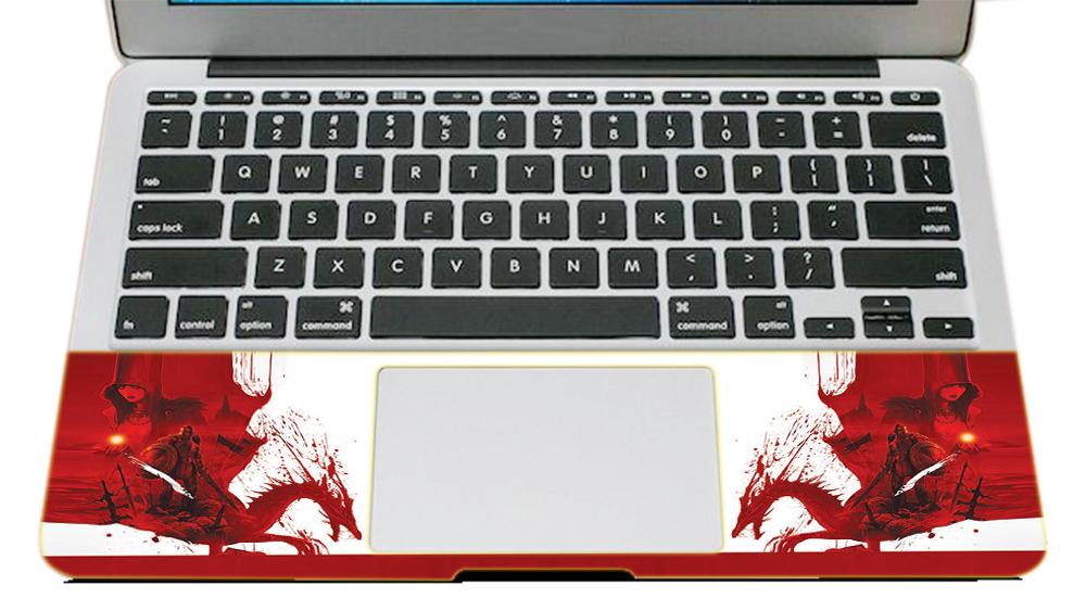 Miếng Dán Trang Trí Laptop Hoạt Hình LTHH - 579
