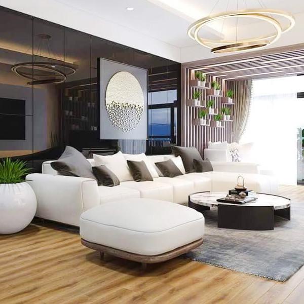 Bộ sofa hình chữ L model 478