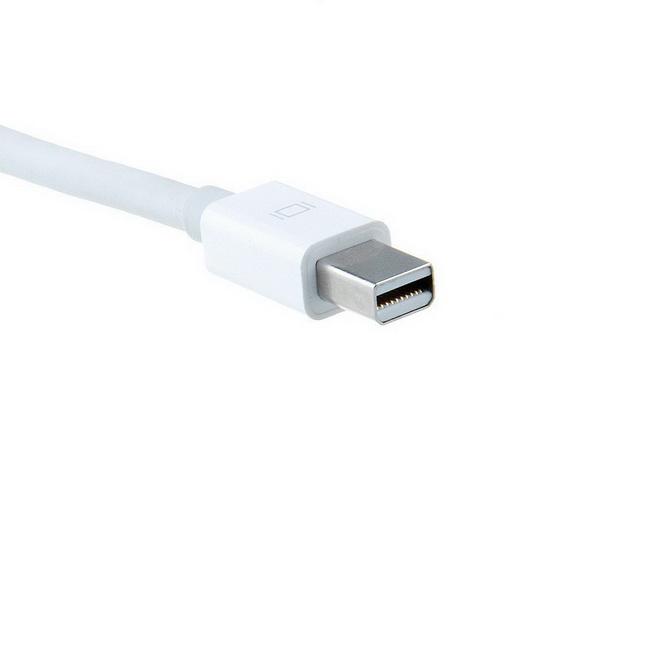 Cáp Thunderbolt - Mini Displayport to HDMI + VGA LSHV01