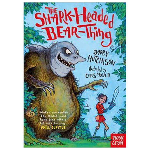 SHARK-HEADED BEAR THING THE