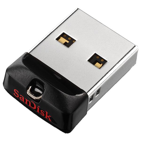 USB SanDisk Cz33 16GB - USB 2.0 - Hàng Chính Hãng