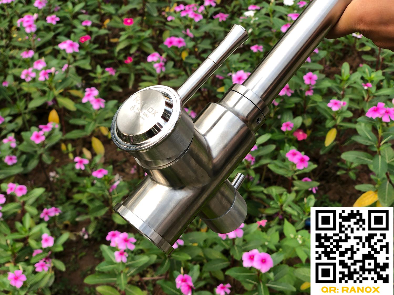 Vòi rửa chén Hàn Quốc 3 đường nước RN22891