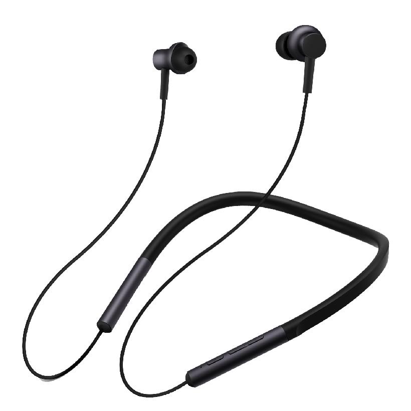 Tai nghe bluetooth Xiaomi Neckband (Đen) - Hàng chính hãng
