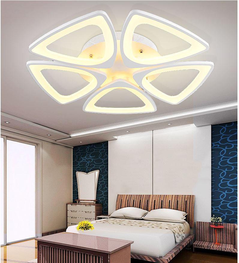 Đèn trần EASY 3 chế độ ánh sáng hiện đại tiết kiệm năng lượng - kèm bóng LED chuyên dụng và điều khiển từ xa