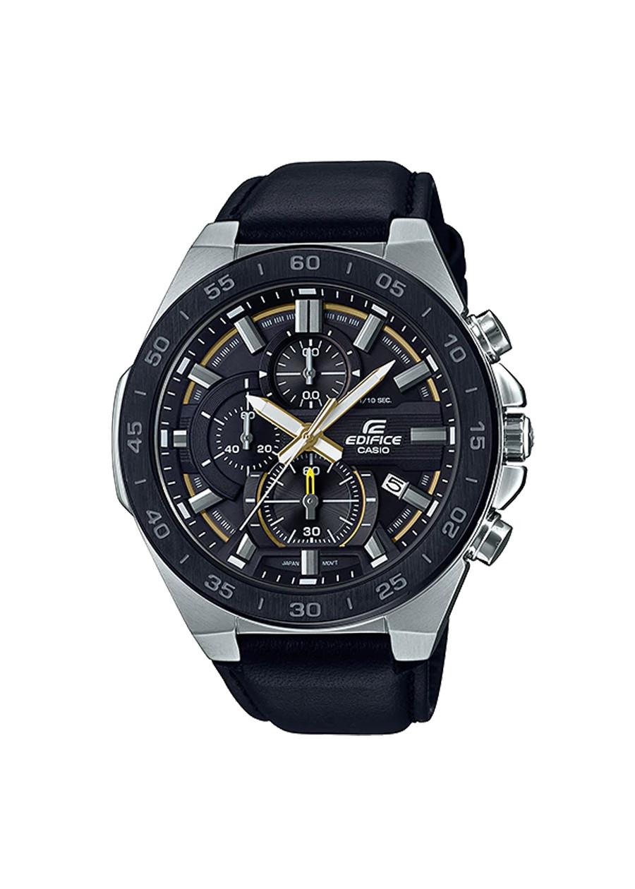 Đồng hồ nam dây da Casio Edifice chính hãng EFR-564BL-1AVUDF