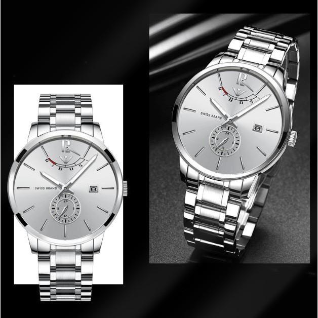Đồng hồ nam NIBOSI chính hãng NI2318S