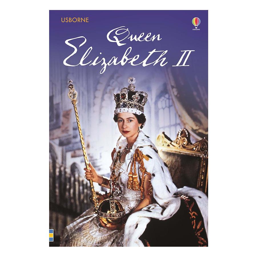 Usborne Young Reading Series Three: Queen Elizabeth II