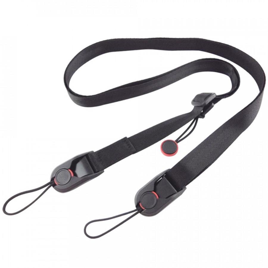 Dây đeo leash bản nhỏ dành cho máy ảnh mirrorless - P011