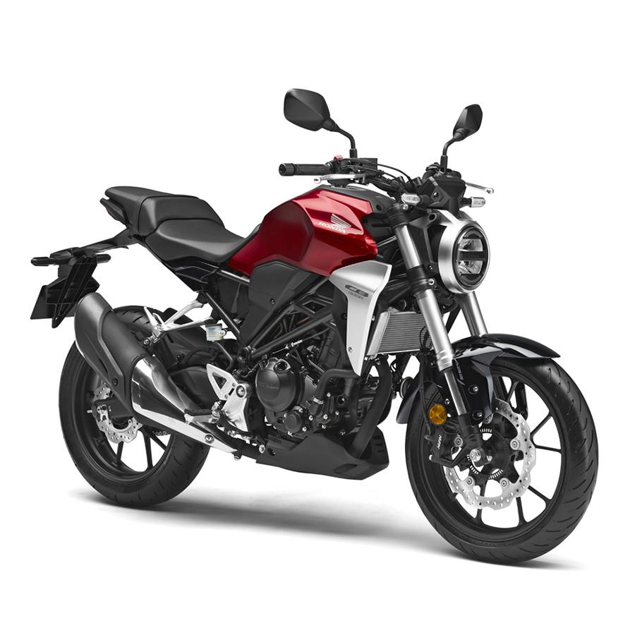 Hình ảnh Xe máy Honda CB300R