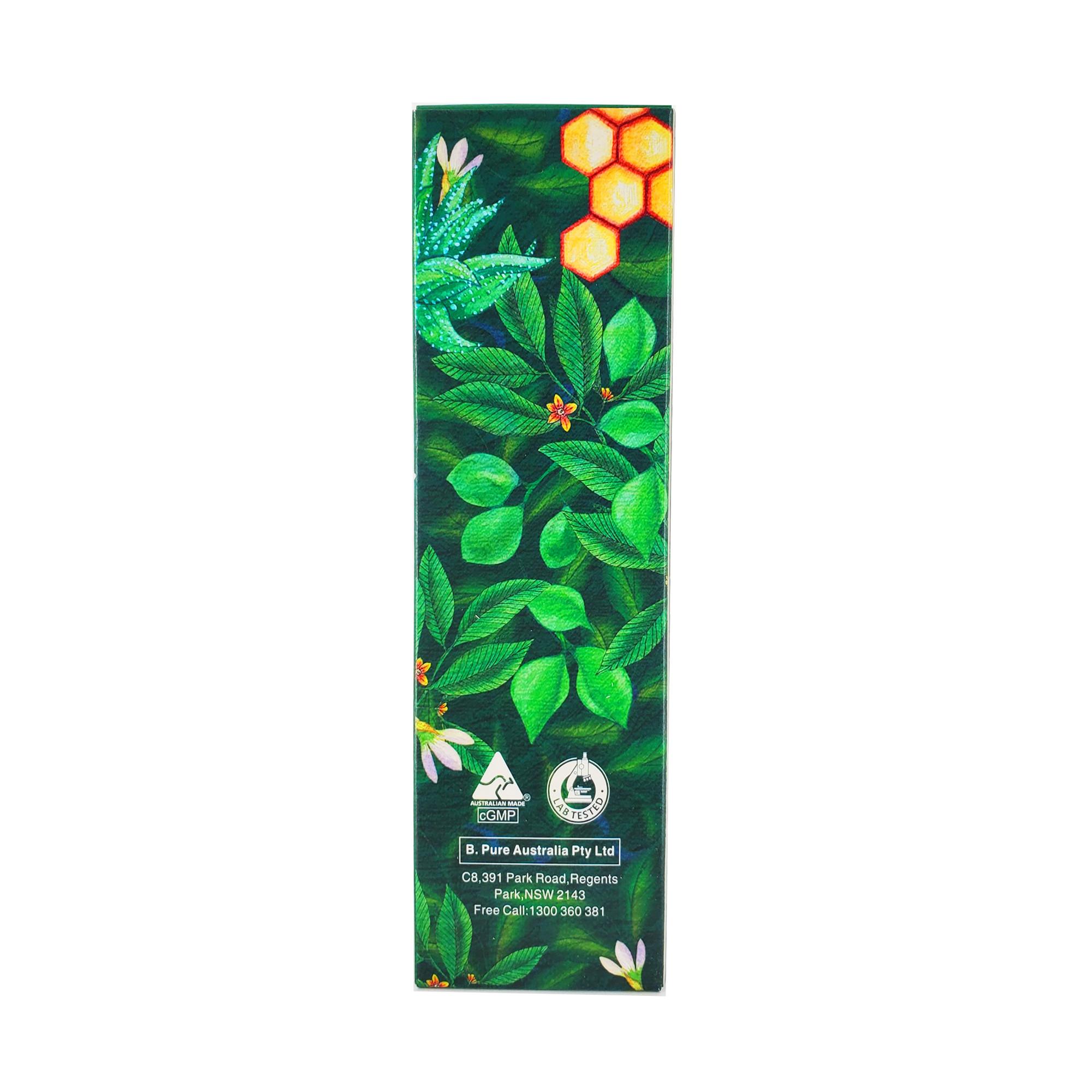 Xịt dưỡng hoa hồng tầng sâu không cồn Blue.pure Hydrating Mist Toner (150ml)